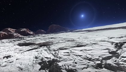 The New York Times Tours Pluto