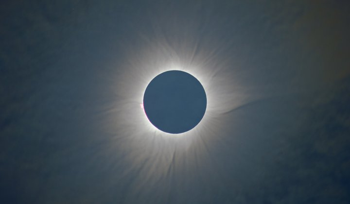 In Case of Eclipse, You have 2 Minutes and 40 Seconds to Get the Picture Right