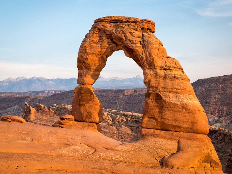 How Does Nature Carve Sandstone Pillars And Arches