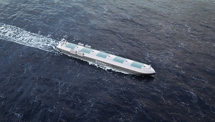 What Will the Autonomous Ship of the Future Look Like?