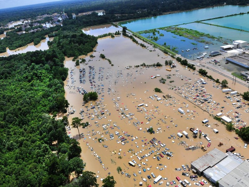Louisiana Flood