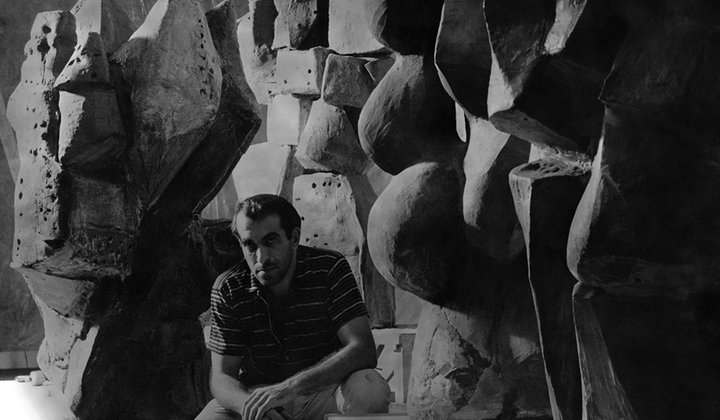 The Ceramicist Who Punched His Pots