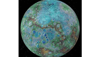 Mercury Is Tectonically Active, Making It Uniquely Like Earth