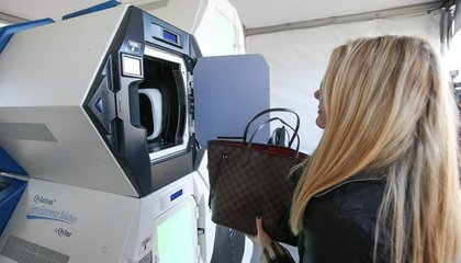 Is This Machine the Future of Airport Security?