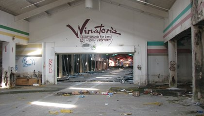 The Death And Rebirth of the American Mall