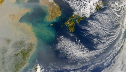 Air Pollution in China Is Spreading Across the Pacific to the U.S.