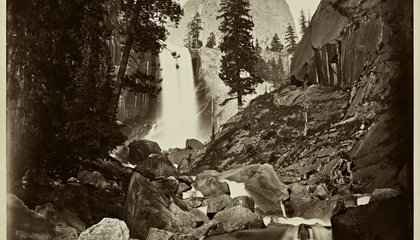 These 1861 Photos Helped Convince Abraham Lincoln to Preserve Yosemite for the Public