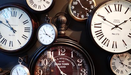 During (and After) WWII, Some States Had Year-Round Daylight Saving Time