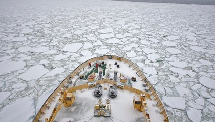 Antarctic Sea Ice Sets A New Record, But the Climate is Still Changing
