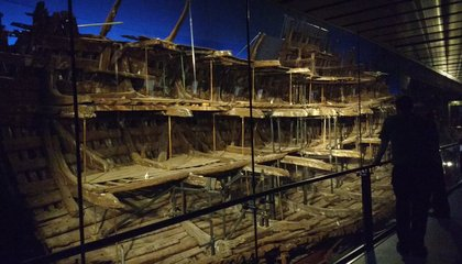 Museum Unveils Henry VIII's Flagship