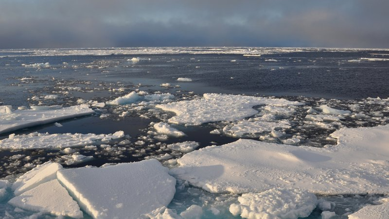As Arctic sea ice melts, new sea routes are connecting the Atlantic and the Northern Pacific Oceans for the first time in two million years.