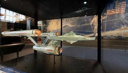 The Mission to Restore the Original Starship Enterprise