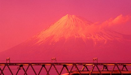 There's Now Wifi on Mount Fuji