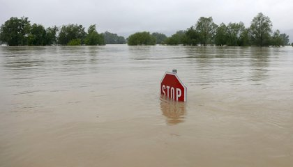 Climate Change Is Turning 500-Year Floods Into 24-Year Ones