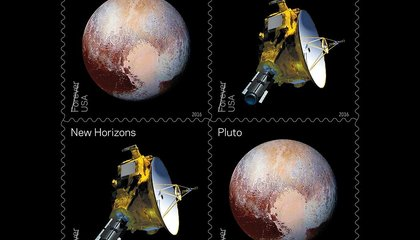 Get Excited for This Year's Space-Themed Stamps
