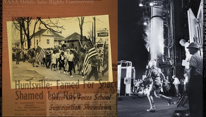How NASA Joined the Civil Rights Revolution
