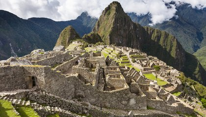 New Road To Machu Picchu Discovered