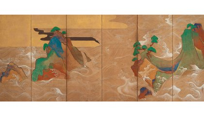 A Renowned, But Forgotten, 17th-Century Japanese Artist Is Once Again Making Waves