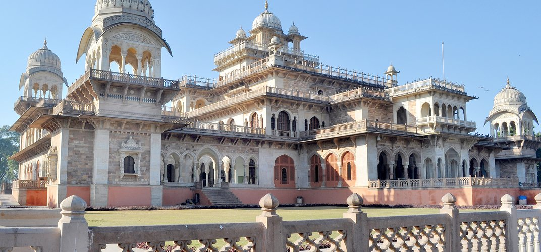 The City Palace Museum, Jaipur