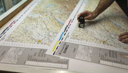 The Unlikely History of the Origins of Modern Maps