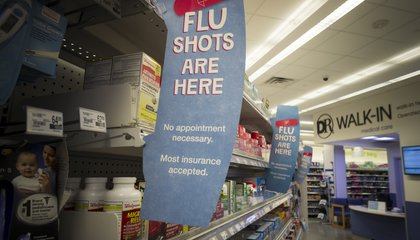 A Universal Flu Vaccine May Be On the Horizon