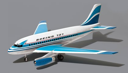 The History of Boeing in 15 Objects