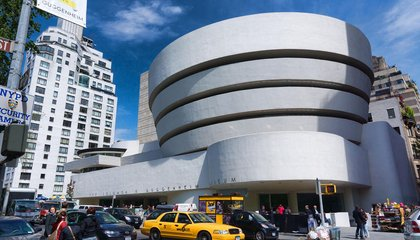 Visit New York's Guggenheim Museum Without Leaving Your House
