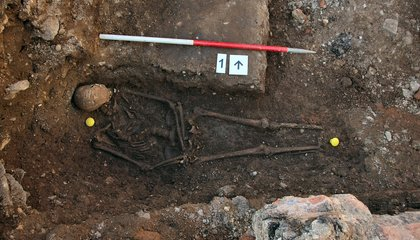 Visit Richard III's Gravesite With This Bone Chilling 3D Model