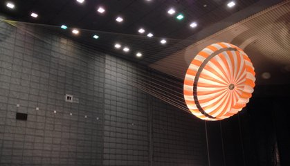 60 NASA Scientists are Trying to Build a Better Parachute