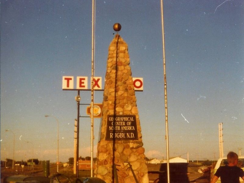 Rugby Monument
