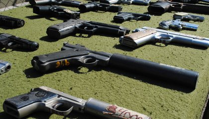 Sales of Gun Silencers Have Shot Up Nearly 37 Percent Last Year