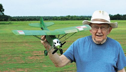 From Models to Military Drones, Don Srull Has Built Them All