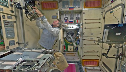Go Inside the Space Station