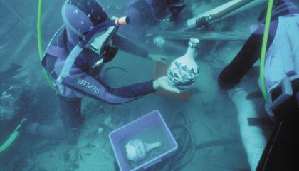 Australian Researchers Brew Beer With Yeast Believed to Be from a 220-Year-Old Shipwreck