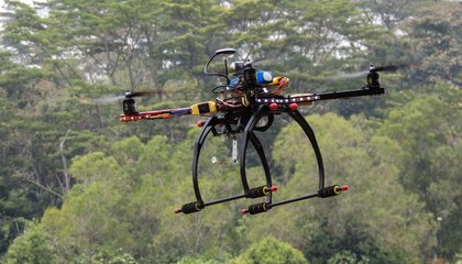 Drone-Assisted Hunting Banned in Alaska