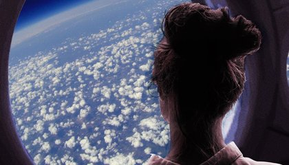 See The World From 100,000 Feet