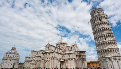 One Time, They Closed the Leaning Tower of Pisa Because It Leaned Too Much