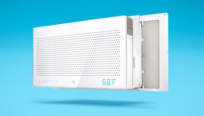 An Air Conditioner Automatically Starts Cooling While You're On The Way Home