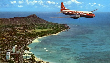 Surfers, Sunsets, and Dancing Girls: How Air Travel Came To Hawaii