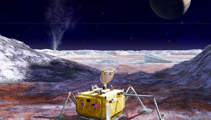 A New Lander Concept for Europa