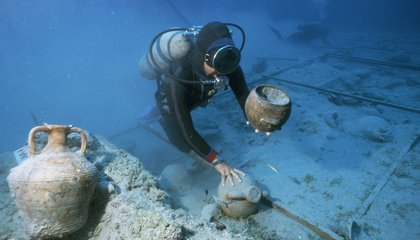 Ancient Shipwrecks Offer Clues Into the History of Hurricanes