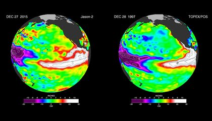 This Year's El Niño Looks Menacingly Familiar