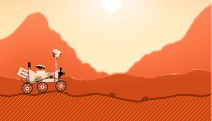 Take a Spin Around Mars in NASA's New Rover Game