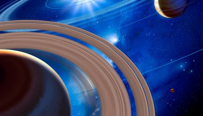 Two New Studies Posit At Least Two New Planets Out Beyond Pluto