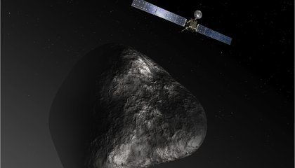 Getting Ready for Rosetta to Unlock a Comet's Secrets