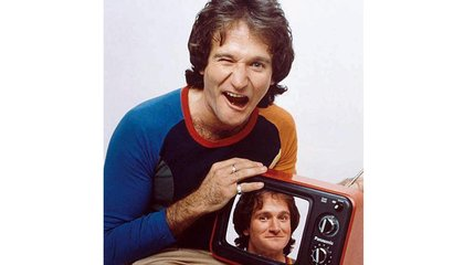 The National Portrait Gallery Memorializes Robin Williams
