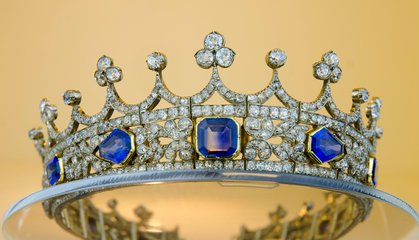 The U.K. Bans Queen Victoria's Coronet From Leaving British Soil
