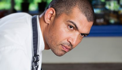 Reuben Riffel on Becoming a Top Chef in Post-Apartheid South Africa
