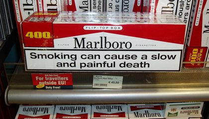 People Have Tried to Make U.S. Cigarette Warning Labels More Graphic for Decades