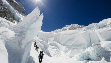 Everest Climbers Now Prohibited From Taking One Deadly Route